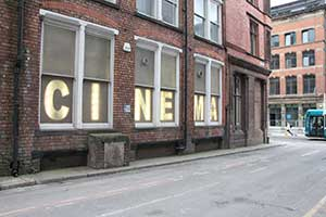 The Scotsman Screening Room venue picture